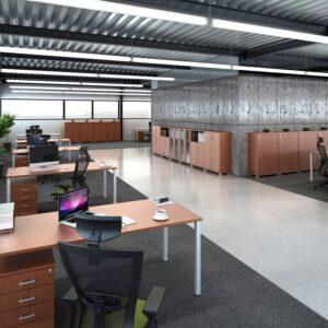 Kancelářské stoly UNI