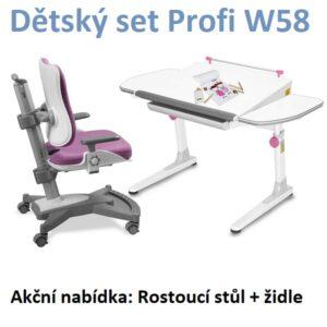 Akční set PROFI W58